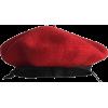 CHANEL wool beret - Kapelusze -