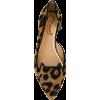 CHARLOTTE OLYMPIA leopard print ballerin - Flats -