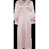 CHARLOTTE PRINGELS purple pink dress - Vestidos -