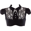 CHANTAL THOMASS lace bra top - Koszule - krótkie -