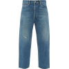 CHIMALA Distressed wide-leg jeans £400 - Jeans -