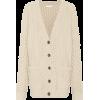 CHLOÉ wool & cashmere cardigan oatmeal - Cardigan - $1,365.00