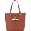CHLOÉ Aby Small leather tote - Torebki -