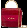 CHLOÉ Abylock small padlock bag - Torby posłaniec - $1,522.00  ~ 1,307.22€
