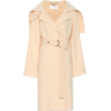 CHLOÉ Belted wool-blend coat - アウター -