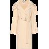 CHLOÉ Belted wool-blend coat - Jacket - coats -