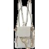CHLOE, mini suede backpack - Plecaki -