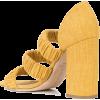 CHLOE GOSSELIN elasticated strap sandals - Sandals -