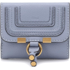 CHLOÉ Marcie leather wallet - Denarnice -