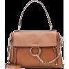 CHLOÉ Medium Faye Day leather shoulder b - Torbice -