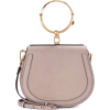 CHLOÉ Medium Nile leather bracelet bag - Torbice -