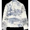 CHLOÉPrinted silk-chiffon shirt - Košulje - duge -