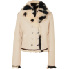CHLOÉ Reversible double-breasted shearli - Jacket - coats -