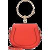 CHLOÉ Small Nile leather bracelet bag - Hand bag -