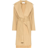 CHLOÉ Stretch wool coat - Giacce e capotti -