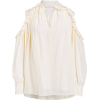 CHLOÈ cold shoulder blouse - Long sleeves shirts -