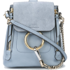 CHLOÉ mini Faye rugzak - Backpacks -