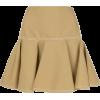 CHLOÉ pleated mini skirt - Saias -