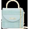 CHLOÉ small Aby Lock crossbody bag - Carteras -