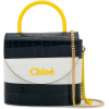 CHLOÉ small Aby lock bag - Hand bag -