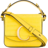 CHLOÉ yellow bag - Hand bag -