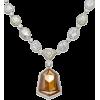 CHOPARD brown diamond necklace - Ogrlice -