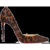CHRISTIAN LOUBOUTIN  Iriza 100 leopard-p - Scarpe classiche -