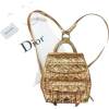 CHRISTIAN DIOR backpack - Backpacks -