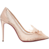 CHRISTIAN LOUBOUTIN Delicatissima 100 la - Zapatos clásicos -