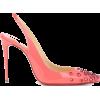 CHRISTIAN LOUBOUTIN Drama Sling 100 pate - Klasične cipele -