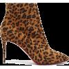 CHRISTIAN LOUBOUTIN  Eloise 85 leopard-p - Boots -