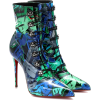 CHRISTIAN LOUBOUTIN Liossima 100 ankle b - Boots -
