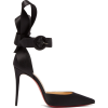 CHRISTIAN LOUBOUTIN  Raissa 100 bow-back - Klasyczne buty -