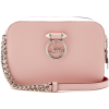 CHRISTIAN LOUBOUTIN Rubylou leather cros - Messenger bags -