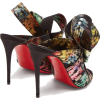 CHRISTIAN LOUBOUTIN Samouraissa 100 meta - Sandals - £729.00  ~ $959.20