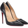 CHRISTIAN LOUBOUTIN So Kate 120 leather  - Zapatos clásicos -