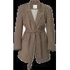 CHRISTOPHER ESBER belted wool blazer - Jacket - coats -