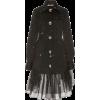 CHRISTOPHER KANE black star coat - Kurtka -