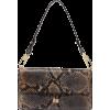 CHYLAKFlap snake-effect leather shoulder - Kleine Taschen -