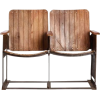 CINEMASTER Cinema row wooden seats - Pohištvo -