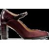 CLARK bordeau shoe - Sapatos clássicos -