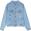 CLASSIC DENIM JACKET - Jacken und Mäntel - $39.97  ~ 34.33€