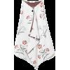 CLAUDIA LI / Flower Blanket Skirt - Spudnice -