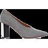 CLERGERIE Kathleen glen plaid pumps - Classic shoes & Pumps -