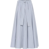 CO Belted cotton midi skirt - Spudnice -