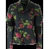 COMME DES GARÇONS flower print jacket - Jacket - coats -