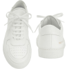 COMMON PROJECTS, leather sneakers - Tenisówki -