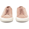 COMMON PROJECTS Original Achilles suede - 球鞋/布鞋 -