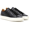 COMMON PROJECTS Retro leather sneakers - Sneakers -