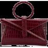 COMPLÉT Valery embossed crossbody bag - Borsette -